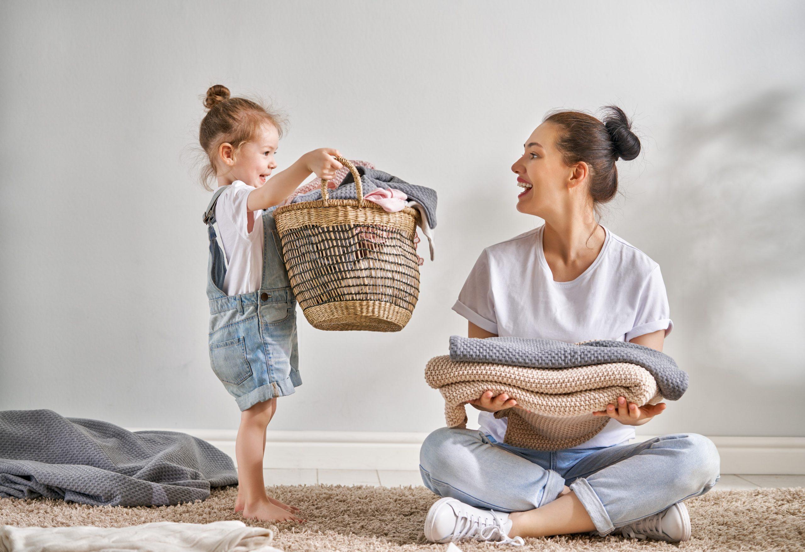 Παιδιά και ευθύνες στο σπίτι